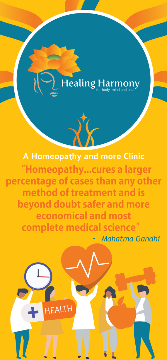 homeopathy saying